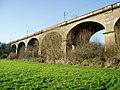 Wharncliffe Viaduct from Brent Meadow - geograph.org.uk - 1068415.jpg