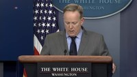 Archivo:White House Spokesman Spicer Holds News Conference.webm
