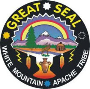 United States v. White Mountain Apache Tribe - Seal of the White Mountain Apache Tribe