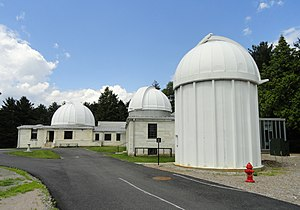 Whitin Observatory - Whitin Observatory