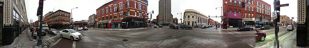 Restaurants Near Damen And Division Chicago