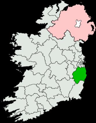 Wicklow (Dáil Éireann constituency) - Image: Wicklow (Dáil Éireann constituency)