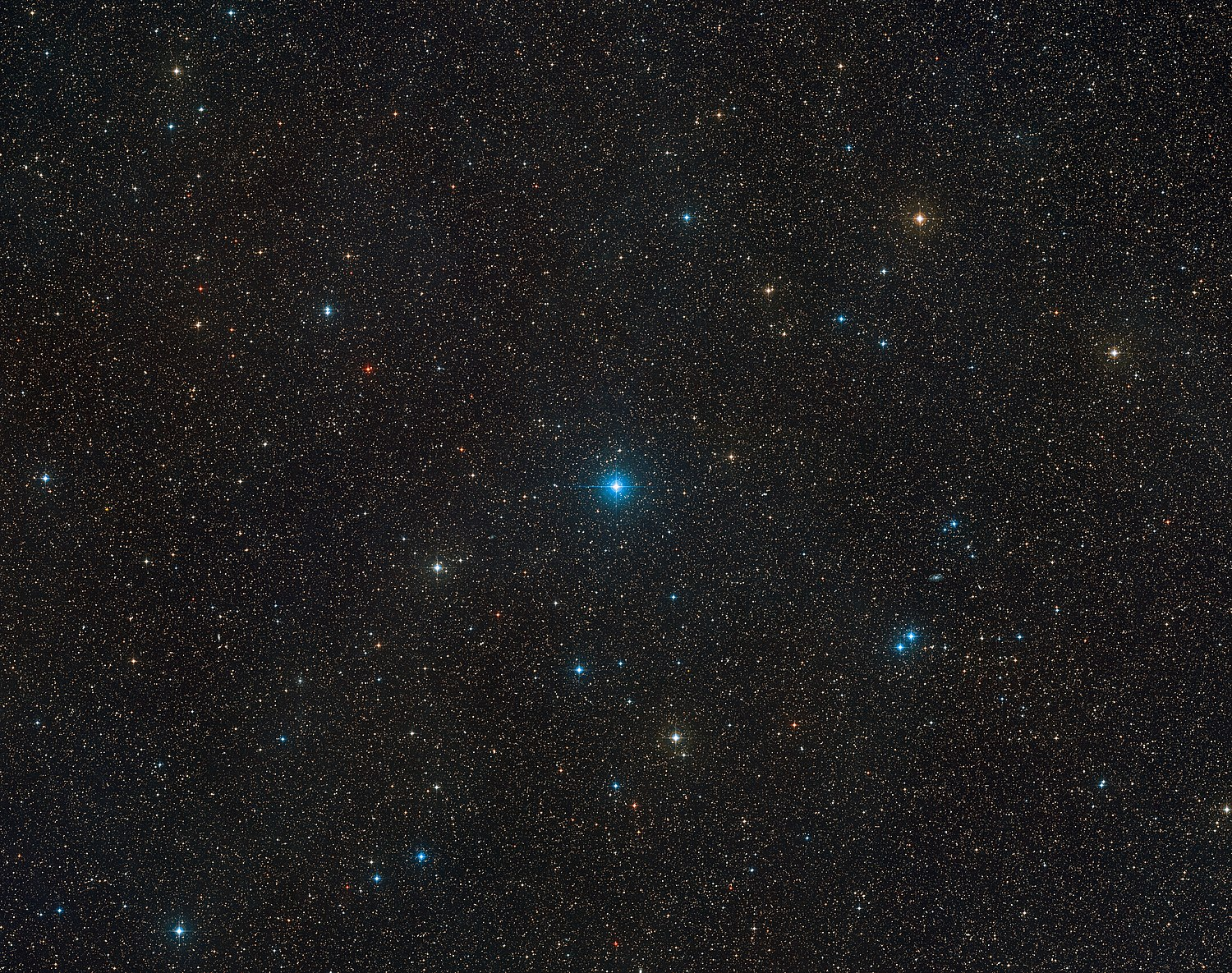 Wide-field view of the region of the sky where HR 6819 is located.jpg