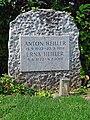 Wiener Zentralfriedhof - Gruppe 40 - Anton Heiller.jpg