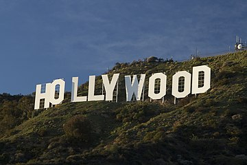 The Hollywood Sign A Symbol Of American Film Industry