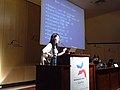 Wikimania 2008 Alexandria - Naoko - Translations - 1.jpg