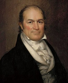 William H. Crawford American politician and judge (1772–1834)