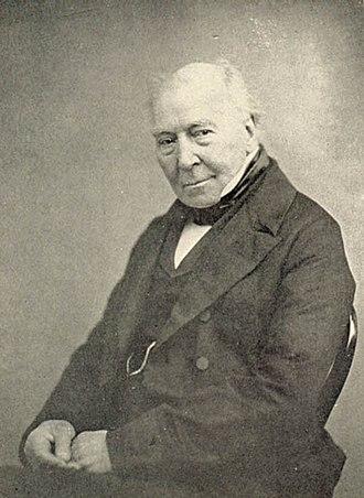 William Henry Fitton - William Henry Fitton in 1860