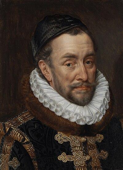 Guillermo de Orange, el Taciturno, por Adriaen Thomasz Key (1580).