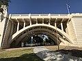 William Jolly Bridge viaduct on South Brisbane side.jpg
