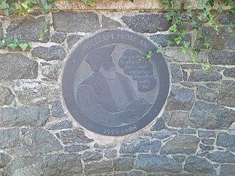 William Morgan (Bible translator) - Image: William Morgan Memorial geograph.org.uk 976547