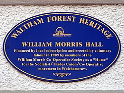 William morris hall (walthamstow heritage)