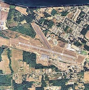 William R. Fairchild International Airport - Image: William R. Fairchild International Airport Washington