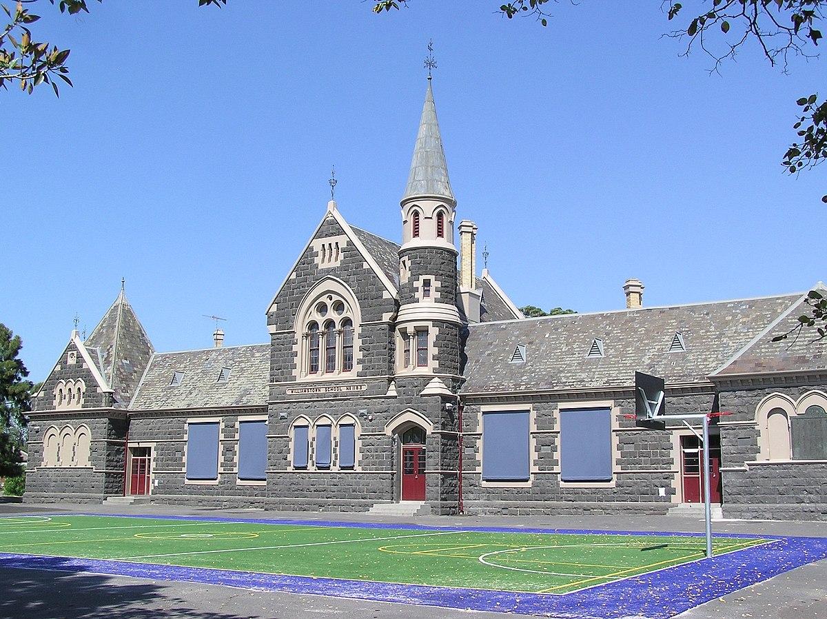 Education In Victoria