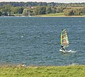 Wind surfing at Mowmires Reach - geograph.org.uk - 1005016.jpg