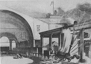 LDE – Comet - Explosion of Windsbraut on 21 May 1846 in Leipzig