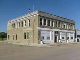Petroleum County Courthouse i Winnett.