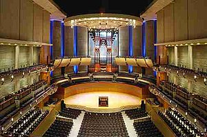 Francis Winspear Centre for Music - Image: Winspear Centre