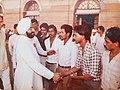 With Indian President Gyani Zail Singh.jpg