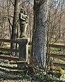Wołowiec, cerkiew Opieki Matki Bożej, przycerkiewny cmentarz (HB20).jpg