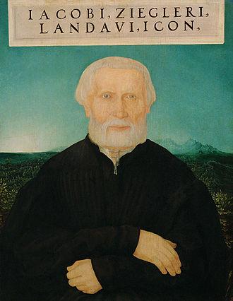 Jacob Ziegler - Jacob Ziegler