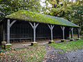 Wooden shed (10493493195).jpg