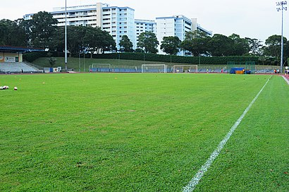 How to get to Woodlands Stadium with public transport- About the place