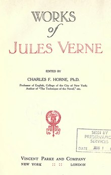 Works of Jules Verne - Parke - Vol 5.djvu