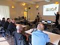 Workshop about sources, Litteraturhuset, Oslo.JPG