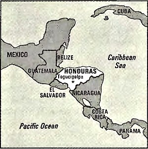 World Factbook (1982) Honduras.jpg