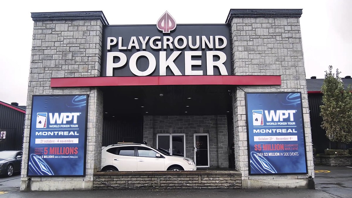 Playground Poker Tournaments