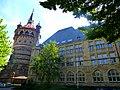 Worms – Wasserturm und Eleonoren-Gymnasium - panoramio.jpg