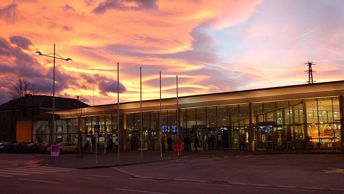 wiener neustadt térkép Wiener Neustadt Hauptbahnhof – Wikipédia