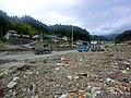 Wrecks and ruins after the 2011 Tōhoku earthquake 20110617 03.jpg