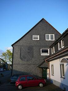 Wappendarstellung In Wuppertal Nächstebreck