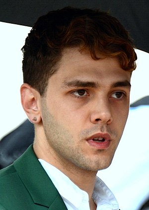 Xavier Dolan - Dolan at the 2014 Cannes Film Festival