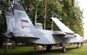 Yakovlev Yak-141 in 2009 (2).jpg