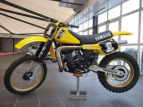 Image illustrative de l'article Yamaha YZ