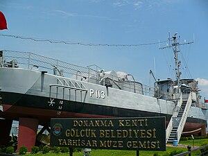 Gölcük, Kocaeli - Yarhisar Museum Ship