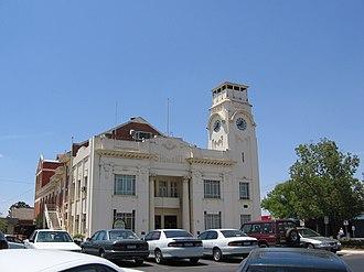 Yarrawonga, Victoria - Yarrawonga Town Hall.