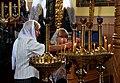 Zaśnięcie Bogurodzicy. Cerkiew Zaśnięcia Najświętszej Maryi Panny w Dubinach 08.jpg