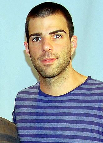 Spock - Zachary Quinto was cast as Spock for the 2009 Star Trek film.
