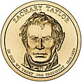 Zachary Taylor Presidential $1 Coin obverse.jpg