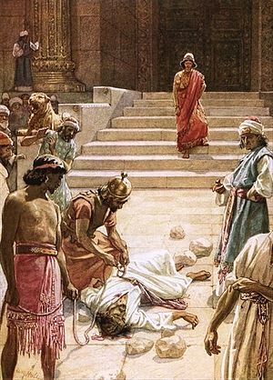 Murder of Zechariah