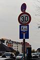 Zeichen 357-50 an der Rognitzstraße 20141110 12.jpg