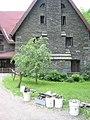 Zen Mountain Monastery rear entrance.jpg