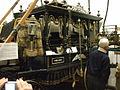 Zibello, museo interno 02 carro funebre.JPG