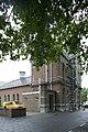 Zicht op de linkerzijgevel met gedeelte van de voorgevel - Rotterdam - 20411980 - RCE.jpg