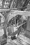 zolder met doorgang naar traptoren - arnhem - 20025615 - rce