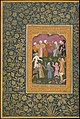 """Dancing Dervishes"", Folio from the Shah Jahan Album MET DT4812.jpg"